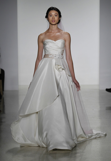 Genevieve gown from the 2014 Kelly Faetanini collection, as seen on Bride.Canada