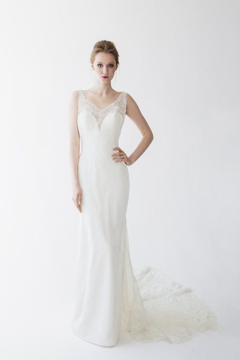 Ashlynne gown from the 2015 Kelly Faetanini collection, as seen on Bride.Canada
