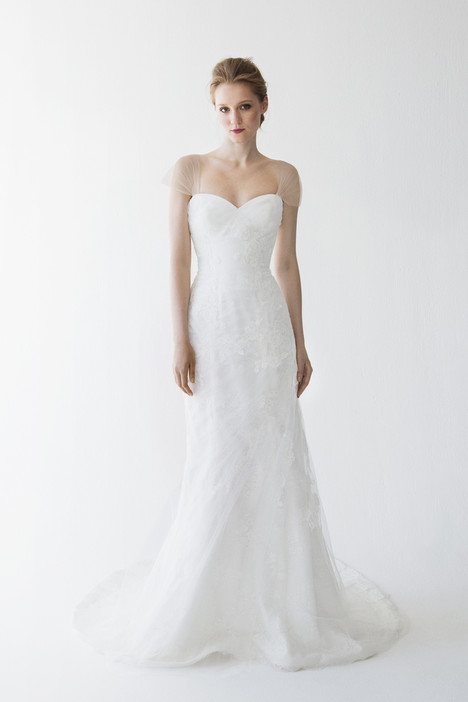 Talise gown from the 2015 Kelly Faetanini collection, as seen on Bride.Canada