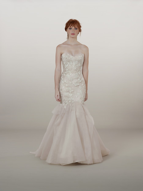 5867 gown from the 2014 Liancarlo collection, as seen on Bride.Canada
