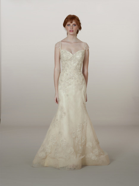 5875 gown from the 2014 Liancarlo collection, as seen on Bride.Canada