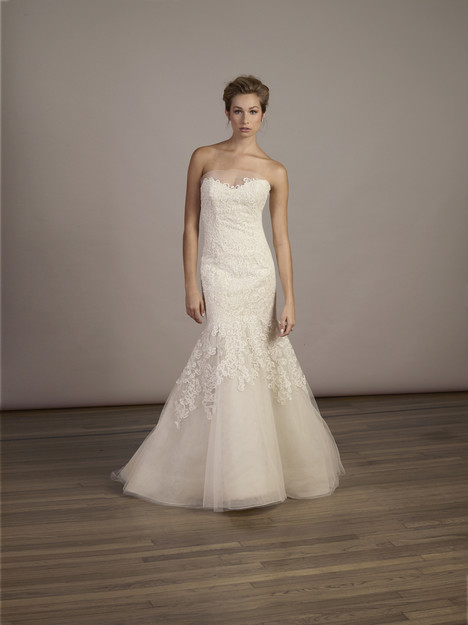 5890 gown from the 2015 Liancarlo collection, as seen on Bride.Canada