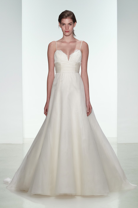 Gracie gown from the 2015 Amsale Nouvelle collection, as seen on Bride.Canada