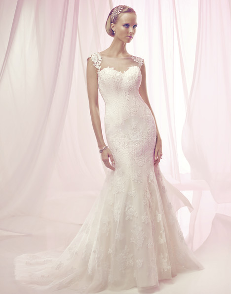 B097 gown from the 2015 Amare collection, as seen on Bride.Canada
