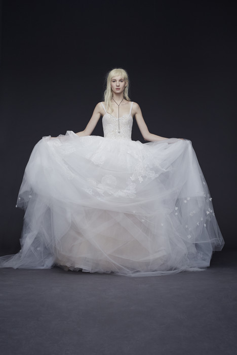 Pippa gown from the 2015 Vera Wang collection, as seen on Bride.Canada