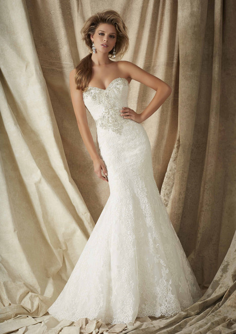 1325 gown from the 2015 Morilee AF Couture collection, as seen on Bride.Canada
