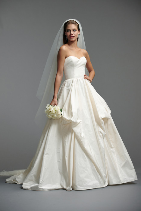 Cara gown from the 2015 Watters Brides collection, as seen on Bride.Canada