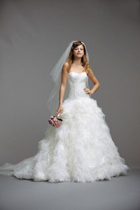 Kalei gown from the 2014 Watters Brides collection, as seen on Bride.Canada