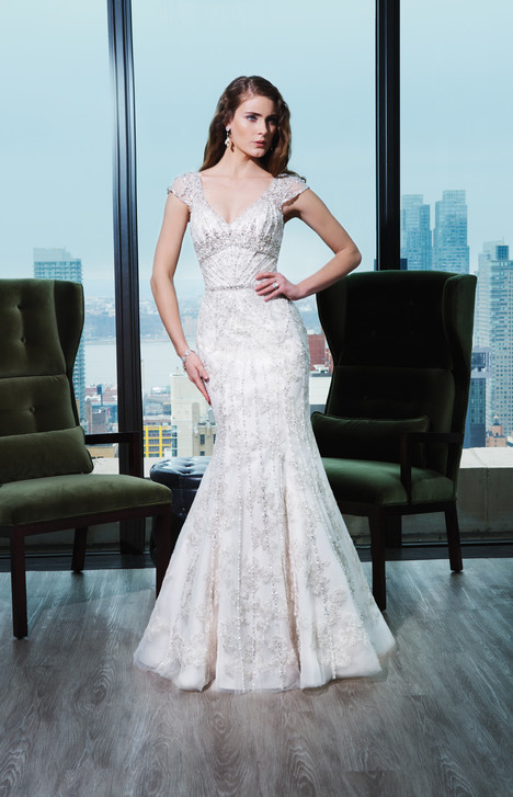 gown from the 2015 Justin Alexander Signature collection, as seen on Bride.Canada