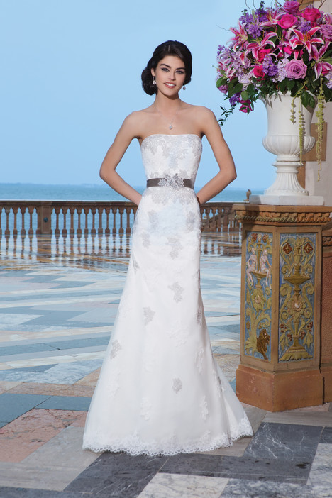 gown from the 2015 Sincerity collection, as seen on Bride.Canada