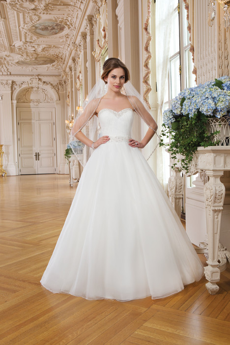 gown from the 2015 Lillian West collection, as seen on Bride.Canada