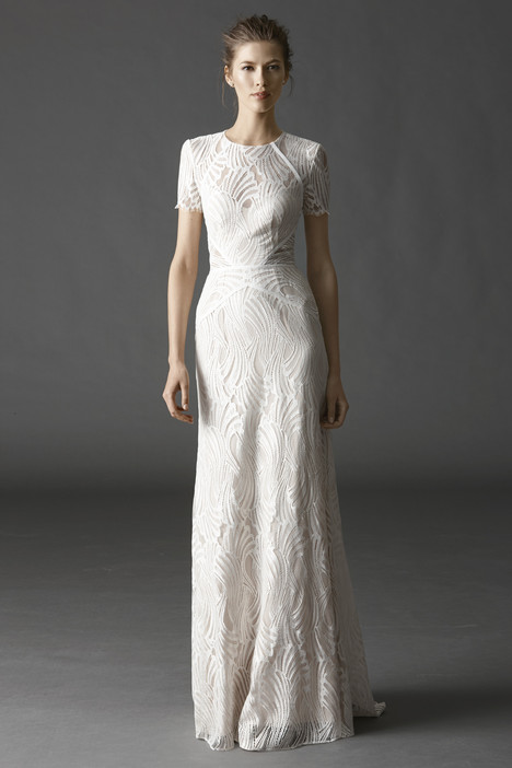 Beilin gown from the 2015 Watters Brides collection, as seen on Bride.Canada