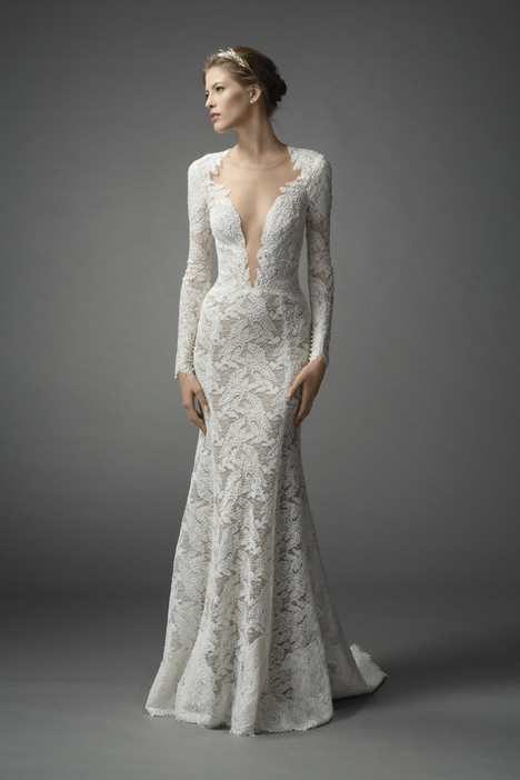 Aziza gown from the 2015 Watters Brides collection, as seen on Bride.Canada
