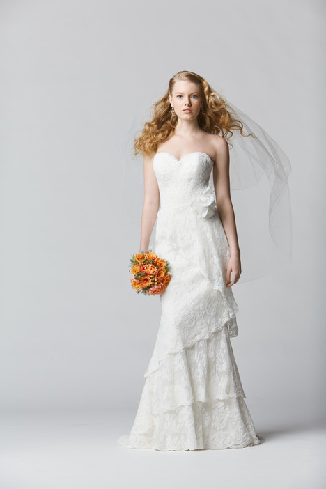 Luisa gown from the 2014 Wtoo Brides collection, as seen on Bride.Canada
