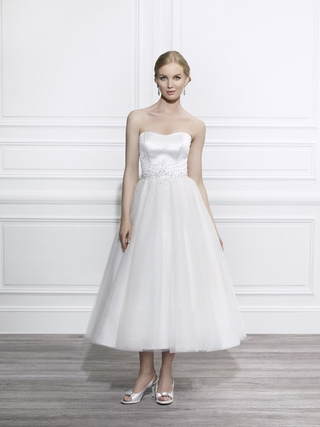 T650 gown from the 2014 Moonlight : Tango collection, as seen on Bride.Canada