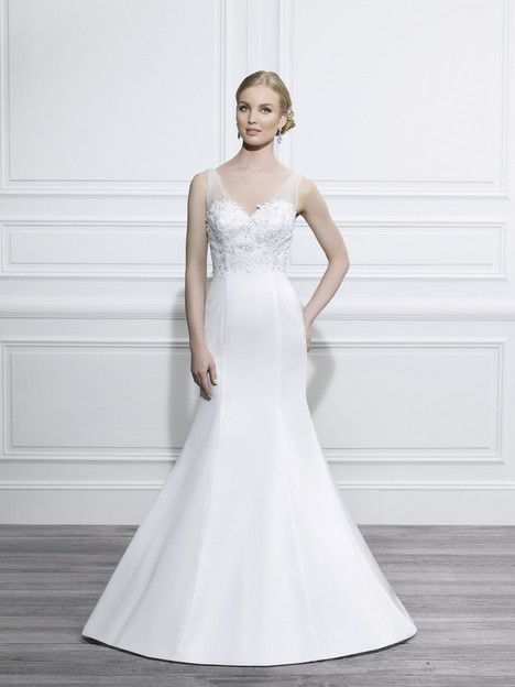 T653 gown from the 2014 Moonlight : Tango collection, as seen on Bride.Canada