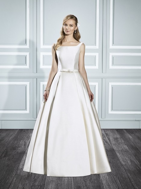 T694 gown from the 2015 Moonlight : Tango collection, as seen on Bride.Canada