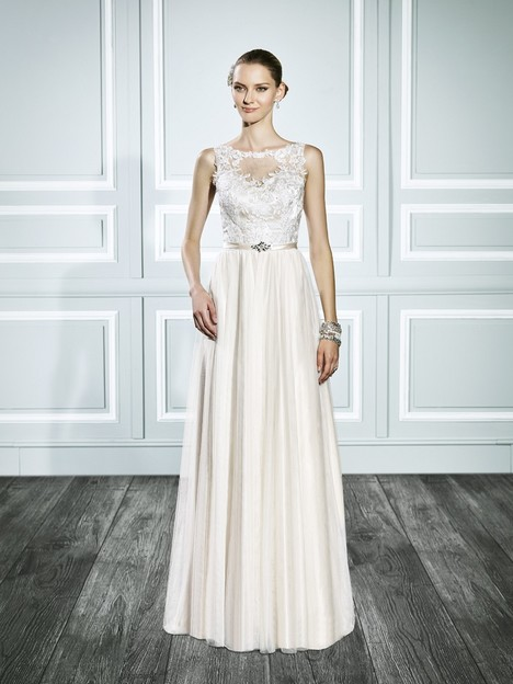 T697 gown from the 2015 Moonlight : Tango collection, as seen on Bride.Canada