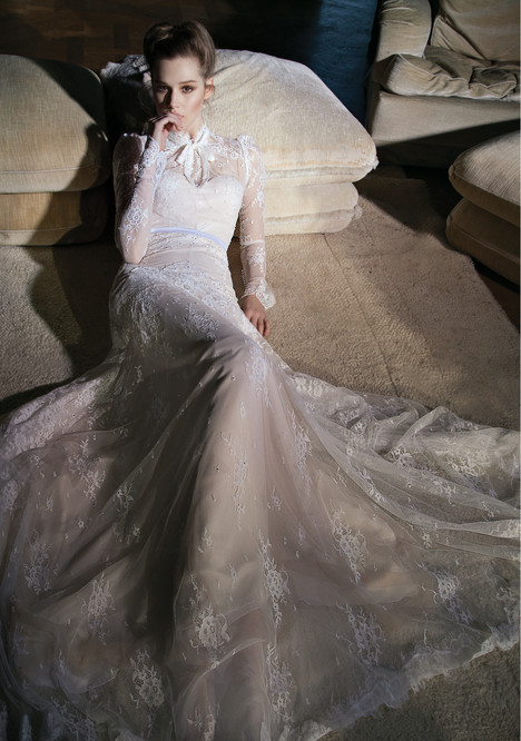 BR-13-1 gown from the 2013 Inbal Dror collection, as seen on Bride.Canada