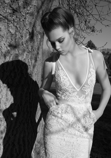 BR-13-5 gown from the 2013 Inbal Dror collection, as seen on Bride.Canada