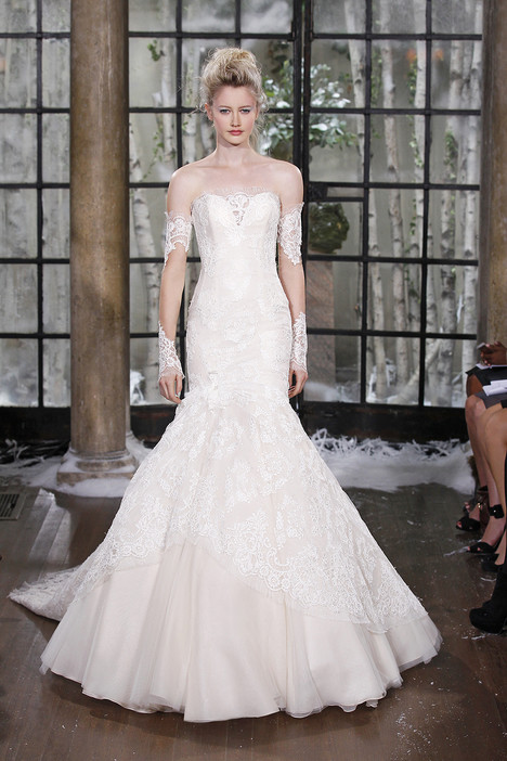 London gown from the 2015 Ines Di Santo collection, as seen on Bride.Canada
