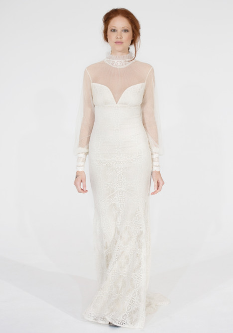 Abilene gown from the 2016 Claire Pettibone: Couture collection, as seen on Bride.Canada