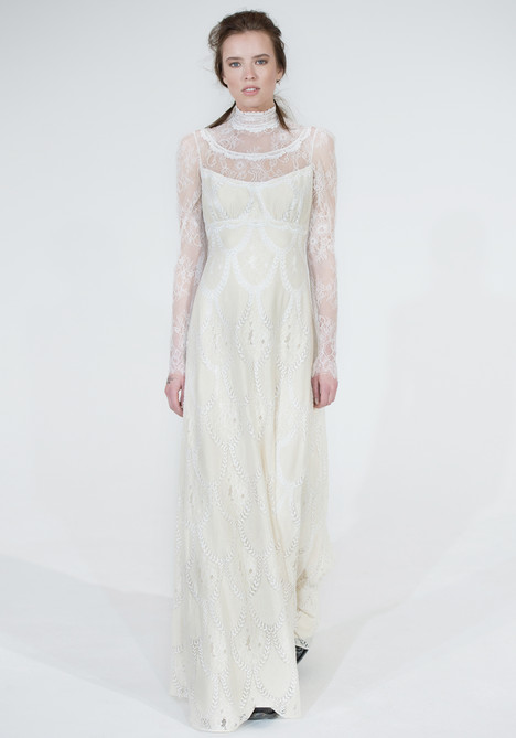 Laura gown from the 2016 Claire Pettibone: Couture collection, as seen on Bride.Canada