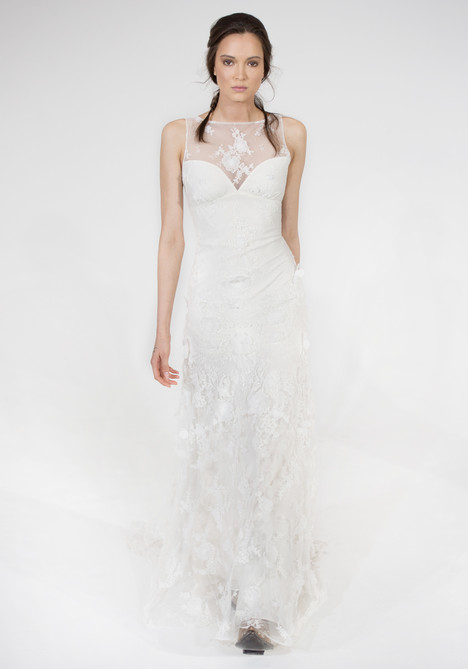 Magnolia gown from the 2016 Claire Pettibone: Couture collection, as seen on Bride.Canada