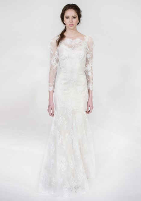 Maybelle gown from the 2016 Claire Pettibone: Couture collection, as seen on Bride.Canada