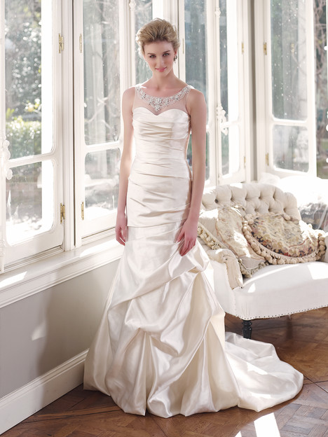 M1308Z gown from the 2013 Mia Solano collection, as seen on Bride.Canada