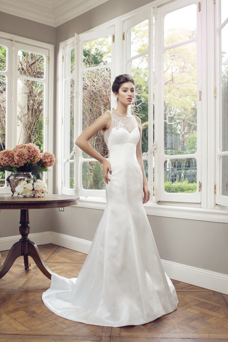 M1400Z gown from the 2014 Mia Solano collection, as seen on Bride.Canada