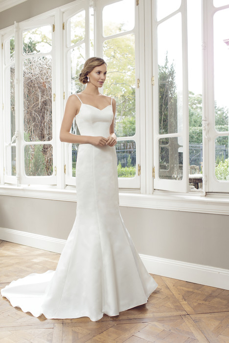 M1415Z gown from the 2015 Mia Solano collection, as seen on Bride.Canada
