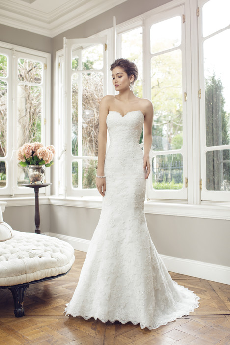 M1441Z gown from the 2014 Mia Solano collection, as seen on Bride.Canada