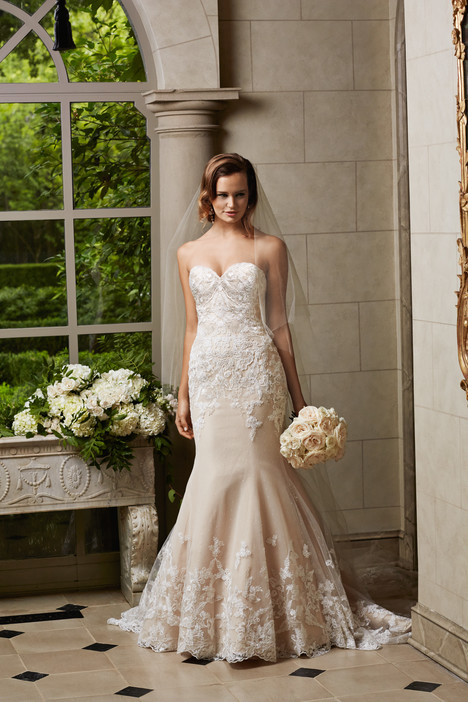 Cosette gown from the 2015 Wtoo Brides collection, as seen on Bride.Canada