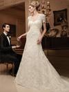 Casablanca Bridal 2125 + Bolero