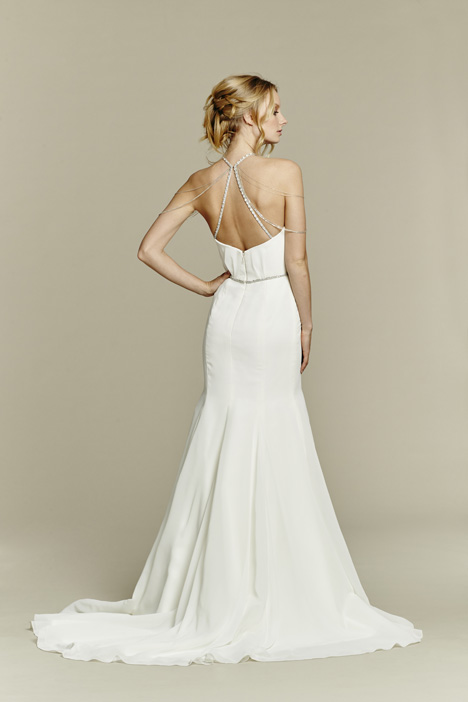 Midori gown from the 2015 Blush by Hayley Paige collection, as seen on Bride.Canada