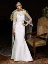 Enzoani Beautiful Bridal BT16-29 + Capelet