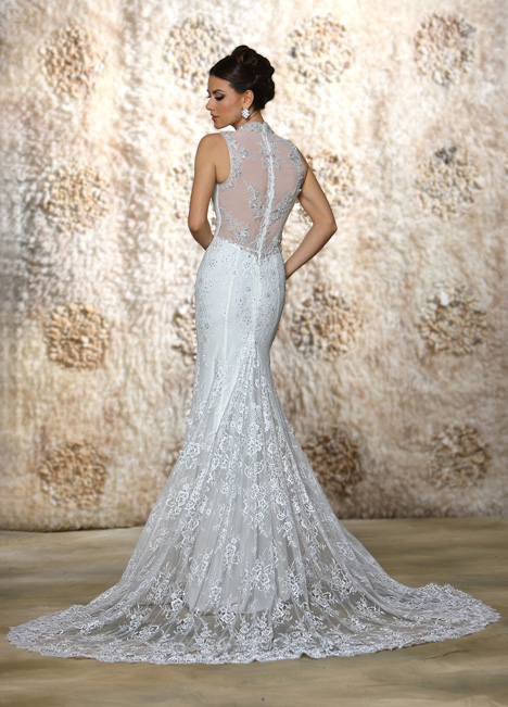 Tia (2) gown from the 2015 Cristiano Lucci collection, as seen on Bride.Canada