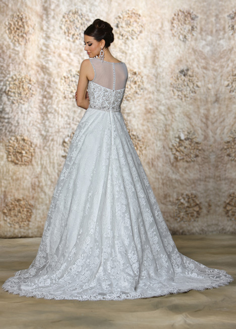 Drew (2) gown from the 2015 Cristiano Lucci collection, as seen on Bride.Canada