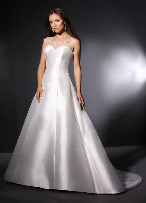 Jane gown from the 2015 Cristiano Lucci collection, as seen on Bride.Canada