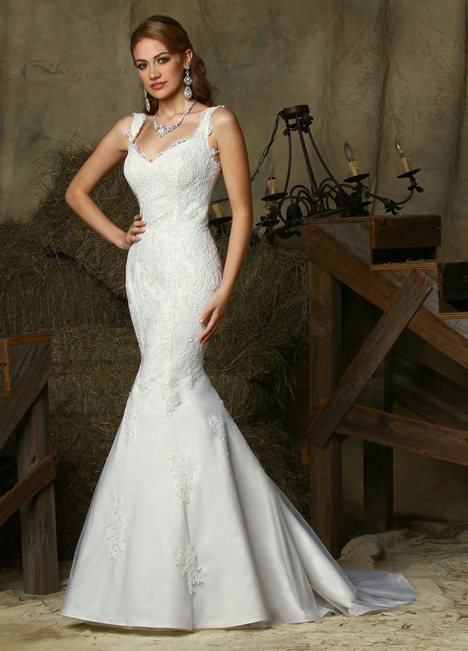 50321 gown from the 2015 DaVinci collection, as seen on Bride.Canada