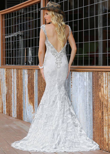 50307 (2) gown from the 2015 DaVinci collection, as seen on Bride.Canada