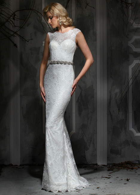 10365 gown from the 2015 Impression collection, as seen on Bride.Canada