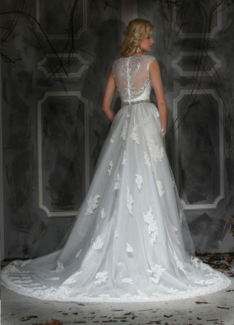 10365 + Overskirt (2) gown from the 2015 Impression collection, as seen on Bride.Canada
