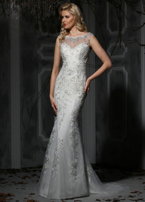 10361 gown from the 2015 Impression collection, as seen on Bride.Canada