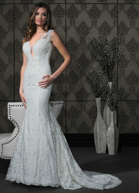 10300 gown from the 2015 Impression collection, as seen on Bride.Canada