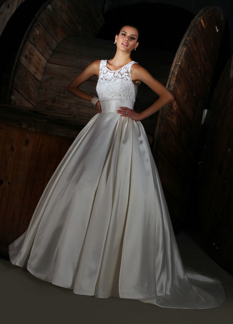 10170 gown from the 2013 Impression collection, as seen on Bride.Canada