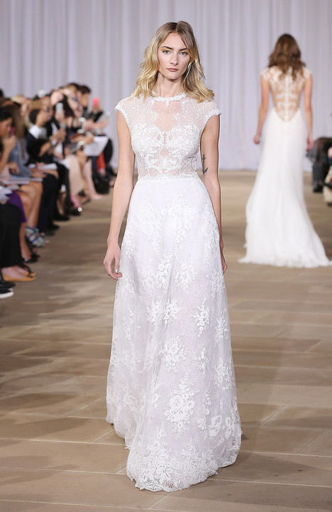 Inspired gown from the 2016 Ines Di Santo collection, as seen on Bride.Canada