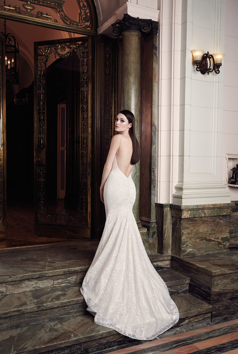 gown from the 2015 Mikaella collection, as seen on Bride.Canada