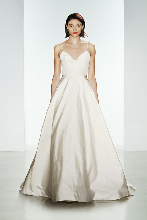 Rowan gown from the 2016 Amsale collection, as seen on Bride.Canada